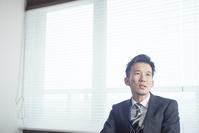 ミドルの日本人ビジネスマン