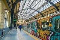 ギリシャ ピレウス 地下鉄ピレウス駅