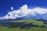 熊本県 阿蘇五岳