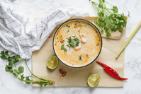 海老のスープ