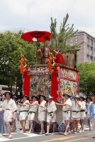 祇園祭巡行 木賊山
