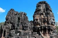 カンボジア バイヨン寺院・観世音菩薩像