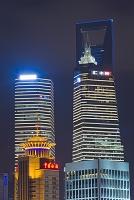 中国 上海 外灘夜景