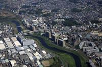 神奈川県 横浜市 横浜線鴨居駅周辺