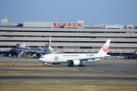 日本航空 777