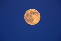 青森県 満月