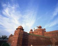 インド デリー城