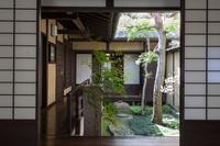 奈良市 ならまち 格子の家