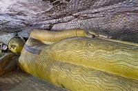 スリランカ ダンブッラ石窟寺院 第5窟