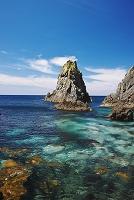 北海道 奥尻ブルーの日本海