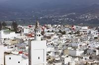 モロッコ ティトゥアン街並