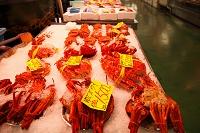 北海道 魚売り場