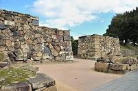 兵庫県 姫路城跡 埋門跡