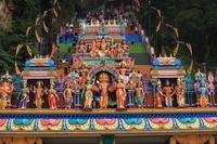 バトゥ洞窟 ヒンドゥー教寺院