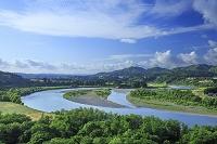 新潟県 信濃川