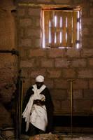 エチオピア 聖マルコリオス教会