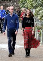 ウィリアム英王子夫妻、クリスマスパーティーを開催