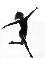 外国人のバレエダンサー