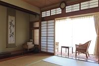 山口県 和室と縁側