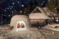 秋田県 雪祭り