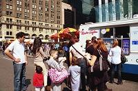 ニューヨーク 五番街 イースターパレードの日