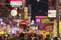 台湾 一中街夜市