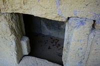 奈良県 鳥谷口古墳石室