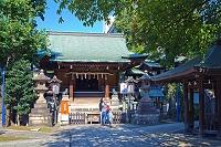 東京都 上野公園 五条天神社