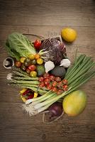 地中海地区の野菜
