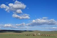 モンゴル ヘンティ県 バットシレート