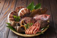 北海鮮魚集合