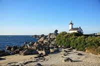 フランス ブルターニュ地方 ポントゥスヴァル灯台
