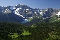 アメリカ合衆国・カナダ国境 ウォータートン・レイク国立公園と...