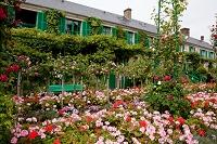 フランス ジベルニー モネの家