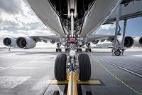 航空機のタイヤ