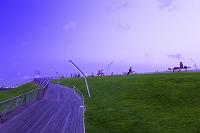 神奈川県 横浜の大桟橋