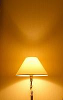 スタンドライトの光