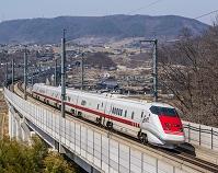 長野県 北陸新幹線 イーストアイ