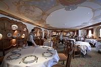 フランス ホテルのレストラン