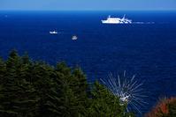 北海道 奥尻島 離島フェリー航路