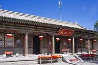 中国 シルクロード 武威 海蔵寺公園