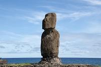 チリ イースター島