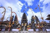 インドネシア バリ島 ウルン・ダヌ・バトゥール寺院