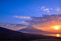 山梨県 富士山 三国峠