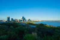 オーストラリア パース キングスパーク 展望台からの眺め