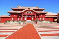沖縄県 首里城 正殿 (焼失前)