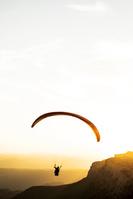 スペイン  パラグライダー