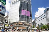 東京都 渋谷ハチ公前交差点