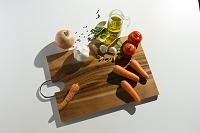 野菜とスパイス カッティングボード