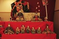 新潟県 町家の人形さま巡り 御所人形
